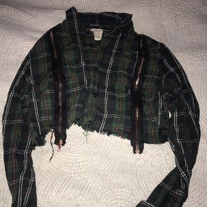 VINTAGE LF flannel